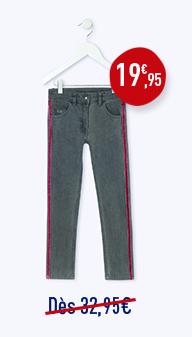 Jean 5 poches slim stretch